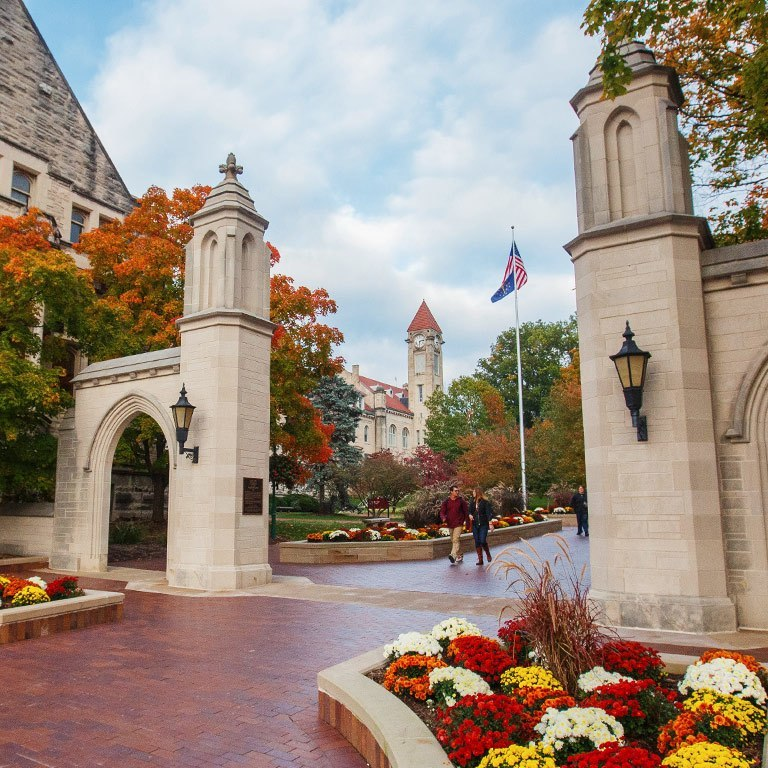 IU Bloomington Sample Gates